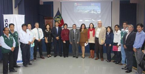 Presentación de INAIGEM y la metodología para elaborar la Agenda Científica en Glaciares y Ecosistemas de Montaña.