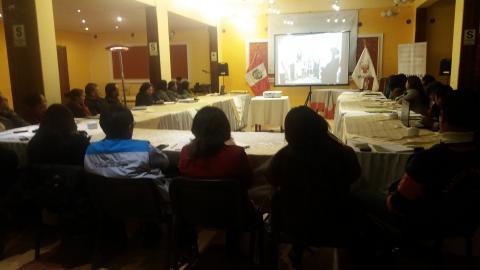 Reunión Regional de articulación de políticas y programas de reducción de la demanda de drogas