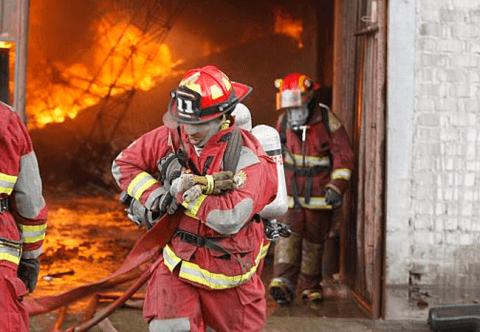 reunión para la conformación del comité de campaña en apoyo a los bomberos