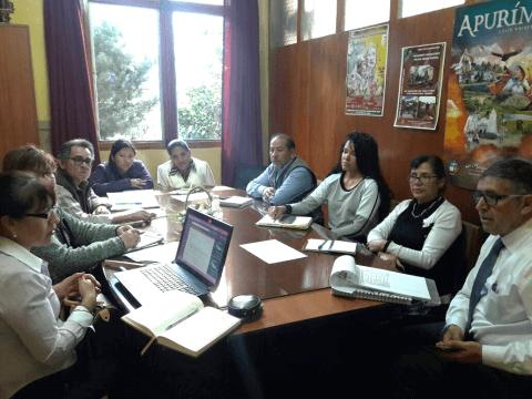 VII Reunión del Consejo Regional de la Mujer Apurímac