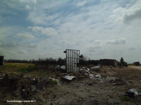 """Colección fotográfica """"Nuestros Ojos. De la emergencia a la reconstrucción"""" para la prevención del riesgo de desastres"""