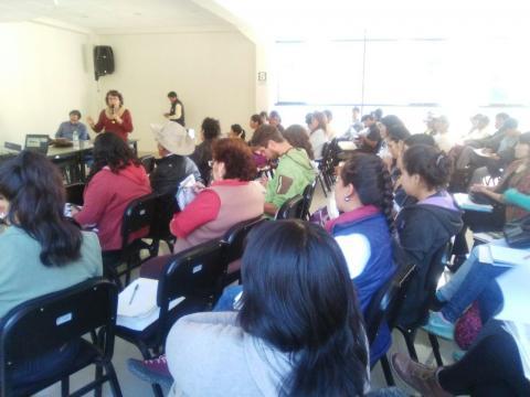 MCLCP Participa en Foro: Violencias, cultura de paz y desarrollo alternativo en Apurímac