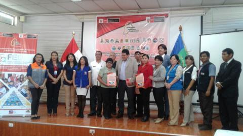 Instalación del Comité Regional para la Reducción de la Anemia y la Desnutrición Crónica Infantil
