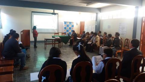 """Diálogo por la concertación: """"por la Escuela que queremos en Amazonas"""""""