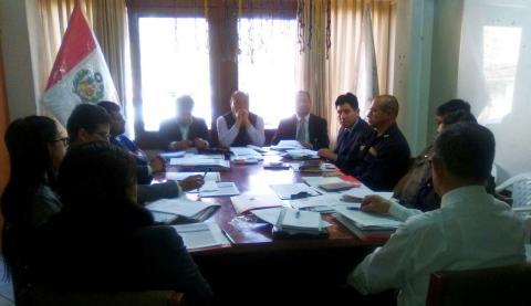MCLCP participa en Reunión de Trabajo sobre Conflictividad en Apurímac organizado por la Defensoría del Pueblo