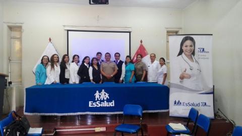 Reunión de Coordinación para Instalación del Comité Multisectorial en Lactancia Materna