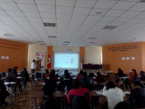 MCLCP participo en Mesa de Consulta de las características educativas, sociales, culturales de zonas rurales y urbanas de la primera infancia