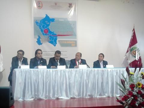 """Foro: """"La Descentralización y Regionalización del Perú al 2030"""""""