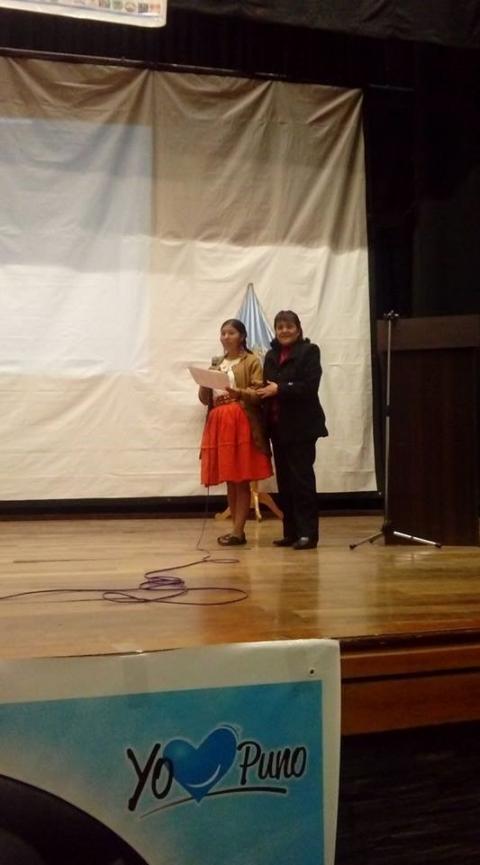 MCLCP participa en el   I Congreso Regional  de Juventudes con la ponencia participación política de la mujer