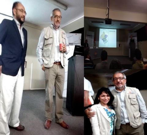 """Evento de Presentación: """" Plan Maestro para el Patrimonio Arqueológico y Museos de la Región Lambayeque"""""""