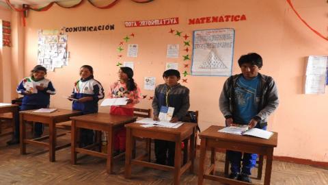 Concurso de Municipios Escolares