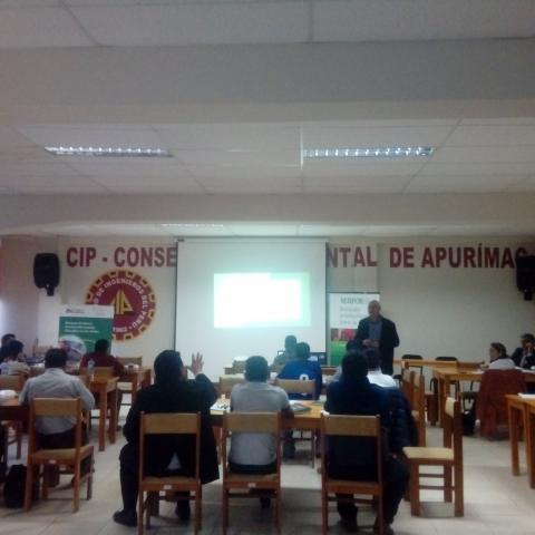 MCLCP participó en el análisis del Lineamiento de gestión para la Restauración de Ecosistemas Forestales y otros Ecosistemas de Vegetación Silvestre