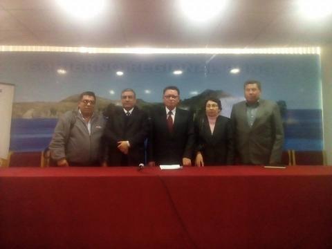 MCLCP participa en el lanzamiento del Programa Radial  contra la lucha de trata de personas y Tráfico ilícito de Migrantes en Radio Onda Azul
