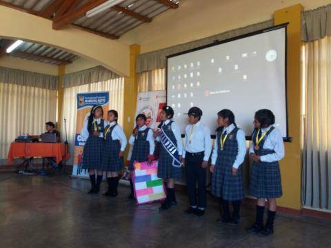 Encuentro Provincial de Municipios Escolares