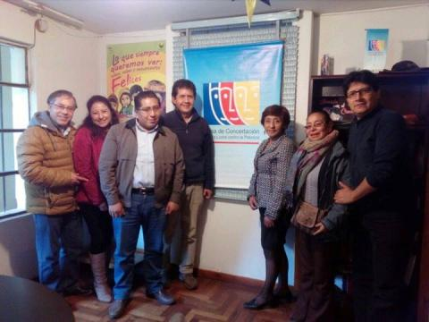 Red Educativa Regional y Foro Salud representarán a las  Redes de concertación en la MCLCP Cusco 2018-2019