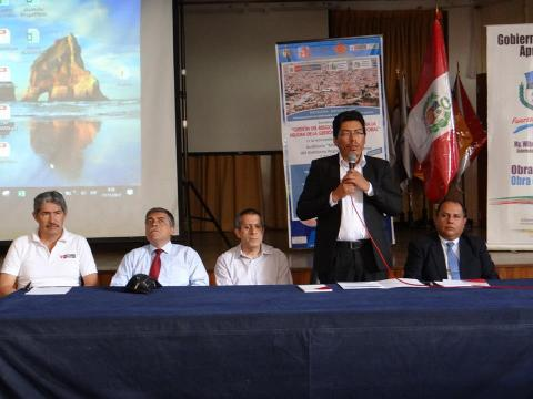 MCLCP Apurímac participó en Seminario taller de Fortalecimiento de Capacidades a Gobierno Regionales y Gobiernos Locales en Gestión del Riesgo de Desastres.