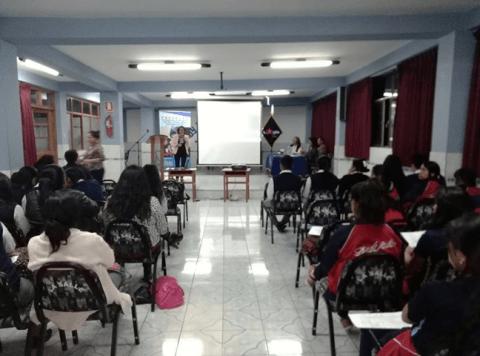 """MCLCP Apurímac, participó Conversatorio  """"Los de niños, niñas y adolescentes  de Apurímac tienen derecho a vivir libres de violencia"""""""