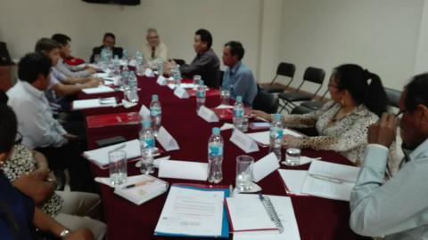 I Sesión Ordinaria del Consejo regional de Trabajo y Promoción del Empleo