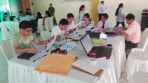 Primera convocatoria del proceso de compra para la provisión del servicio alimentario 2018.