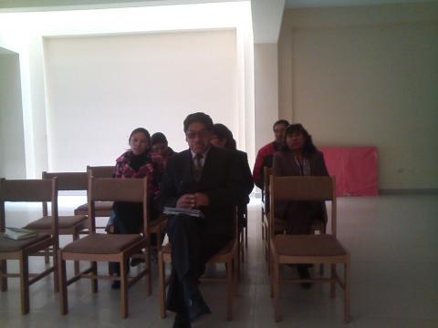 Primera reunión del Consejo de Concertacion Multisectorial de la Provincia de Chucuito Juli - 2018