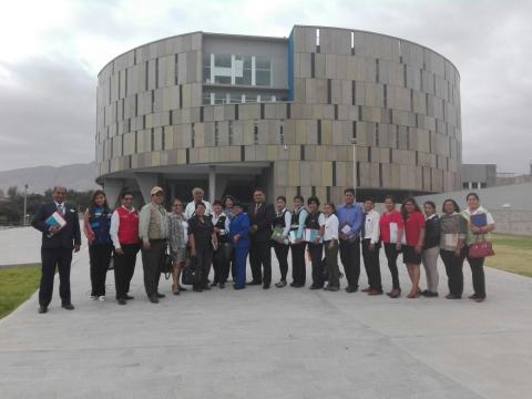 I Sesión  de la Comisión Regional contra la Trata de las Personas y Tráfico Ilícito de  Migrantes de la región Moquegua
