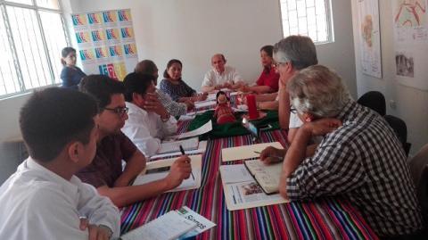 10° Reunión del Comité Ejecutivo Regional de la MCLCP-Lambayeque