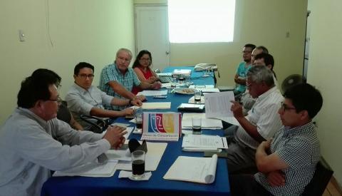 Reunión para conformación del  equipo de trabajo de Seguimiento a los proyectos del PIRCC