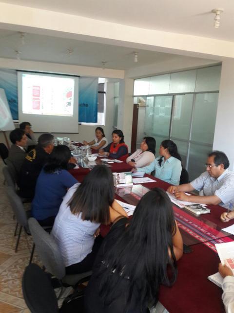 Reactivarán Red de Atención a  la infancia y Adolescencia en Apurímac