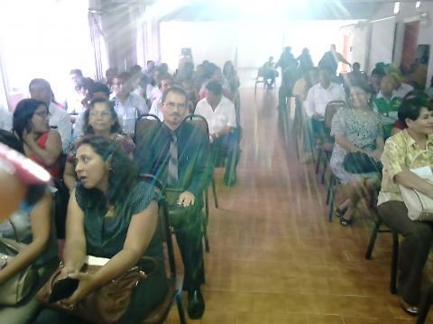 Reunión para consulta regional del Proyecto Educativo Regional concertado de Ica – PERCI