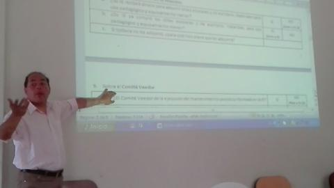 II Reunión del Comité Ejecutivo Distrital Villa Rica de la MCLCP - 2018