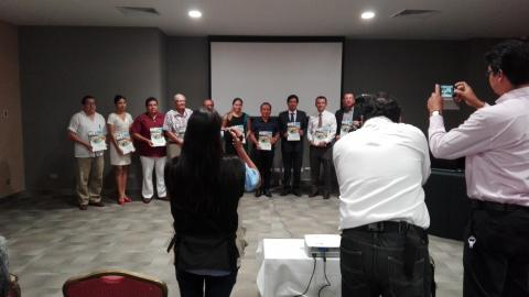 Reunión ordinaria del comité  ejecutivo Distrital de Casitas