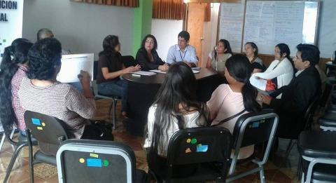 Mesa Técnica de Acompañamiento a Familiares de Personas Desaparecidas.