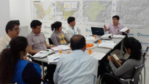 Grupo de Trabajo, conformado por Organizaciones de la sociedad civil e Instituciones del Estado, se reunieron para trabajar el eje ambiental del Acuerdo de Gobernabilidad 2019-2022.