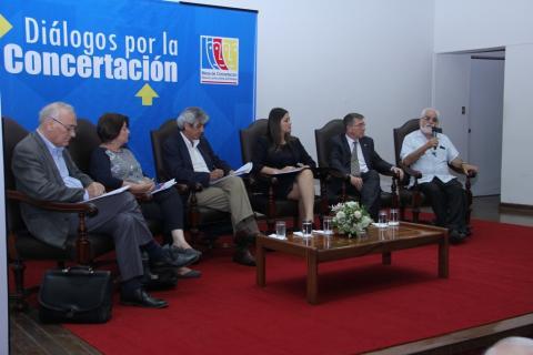 Sociedad civil y Estado analizan prioridades regionales para el periodo 2019-2022