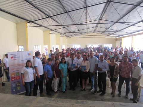 Acuerdo de Gobernabilidad Distrital Casitas, Tumbes 2019-2022
