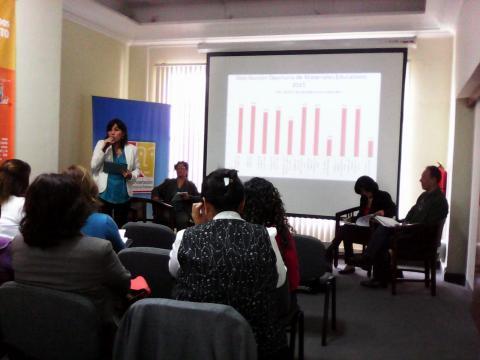 Mesa de Lima Metropolitana presentó resultados de veeduría al inicio del año escolar
