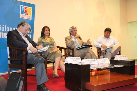 MCLCP inicia debate sobre nuevos desafíos para el país en Diálogo por la Concertación