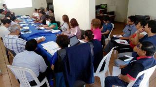 Comité Ejecutivo de la MCLCP Región Lima acuerda apoyar a acciones en la organización local y regional para atención oportuna de las emergencias a través del COER