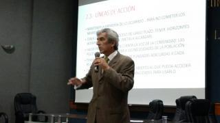 Mesa de Concertación busca identificar prioridades para una reconstrucción integral y sostenible de la región