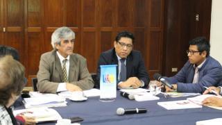 SESIÓN CEN - MCLCP: MINISTRO DE JUSTICIA Y DERECHOS HUMANOS PRESENTÓ PLAN NACIONAL DE DERECHOS HUMANOS 2018-2021