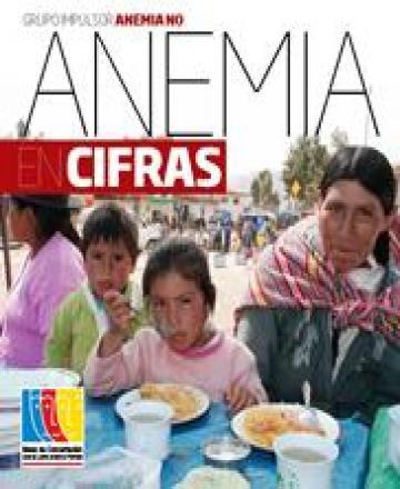 Anemia en Cifras - Cifras 2012 y primer semestre 2013