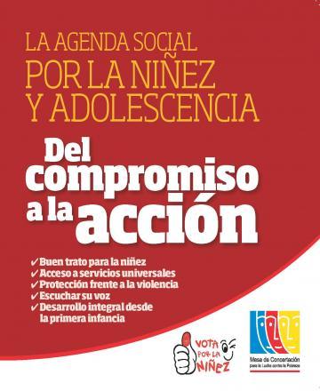 Del compromiso a la acción: La agenda social por la niñez y la adolescencia