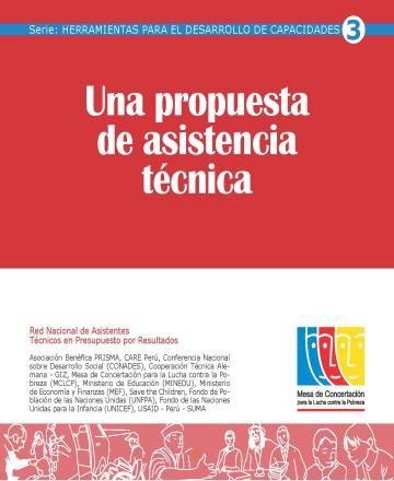 Una propuesta de asistencia técnica