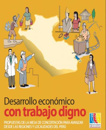 Desarrollo económico con trabajo digno