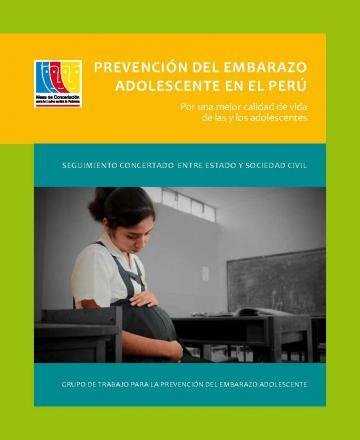 Prevención del embarazo adolescente en el Perú